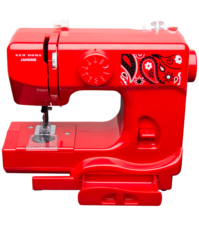 janome derby portable sewing machine bandanna blush joann. Black Bedroom Furniture Sets. Home Design Ideas