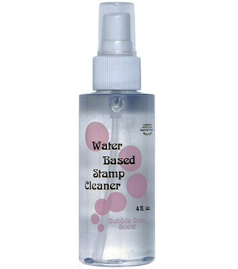 Water Based Stamp Cleaner 4 oz. Spray
