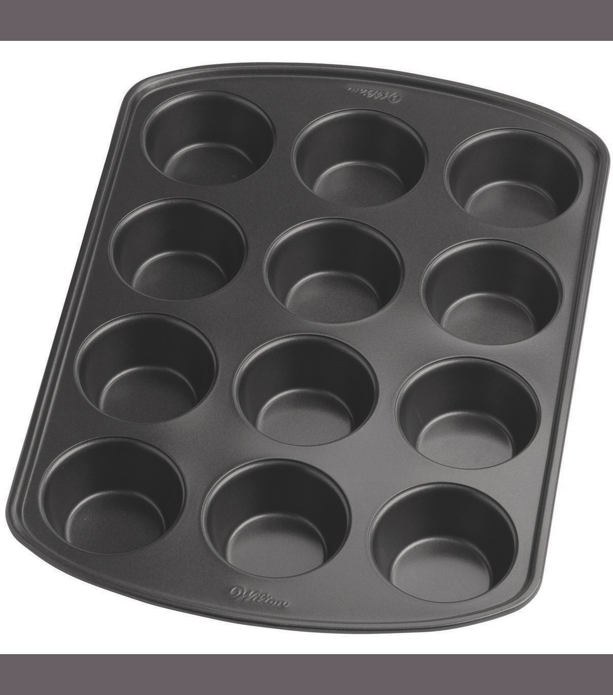 Wilton® Perfect Results Muffin Pan-12 Cavity