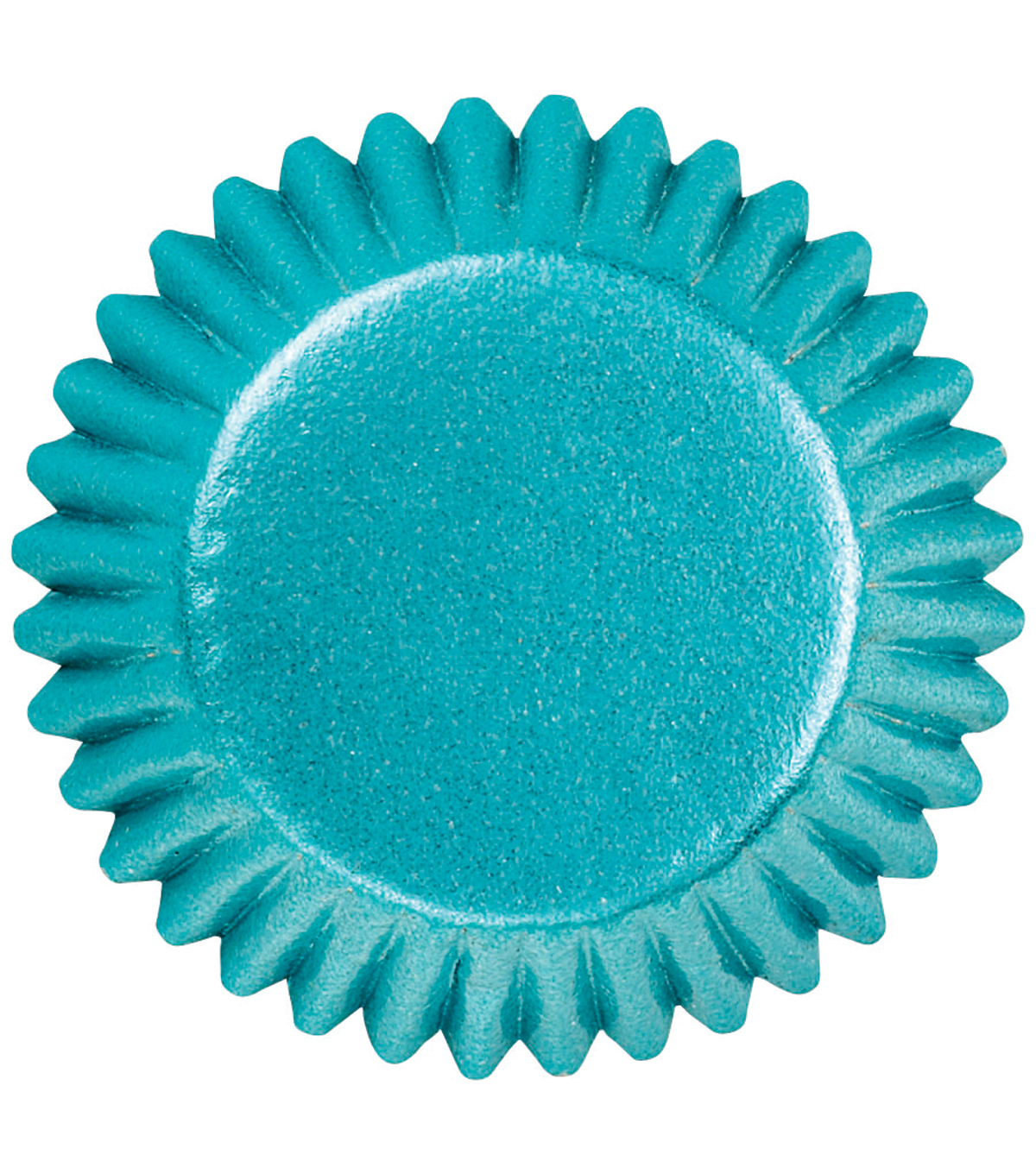 Blue Foil Candy Cups 75ct