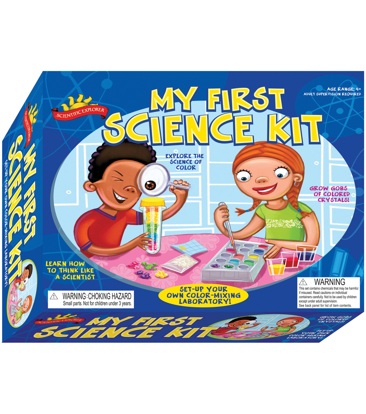 Elmer\u0027s Products Scientific Explorers My First Science Kit