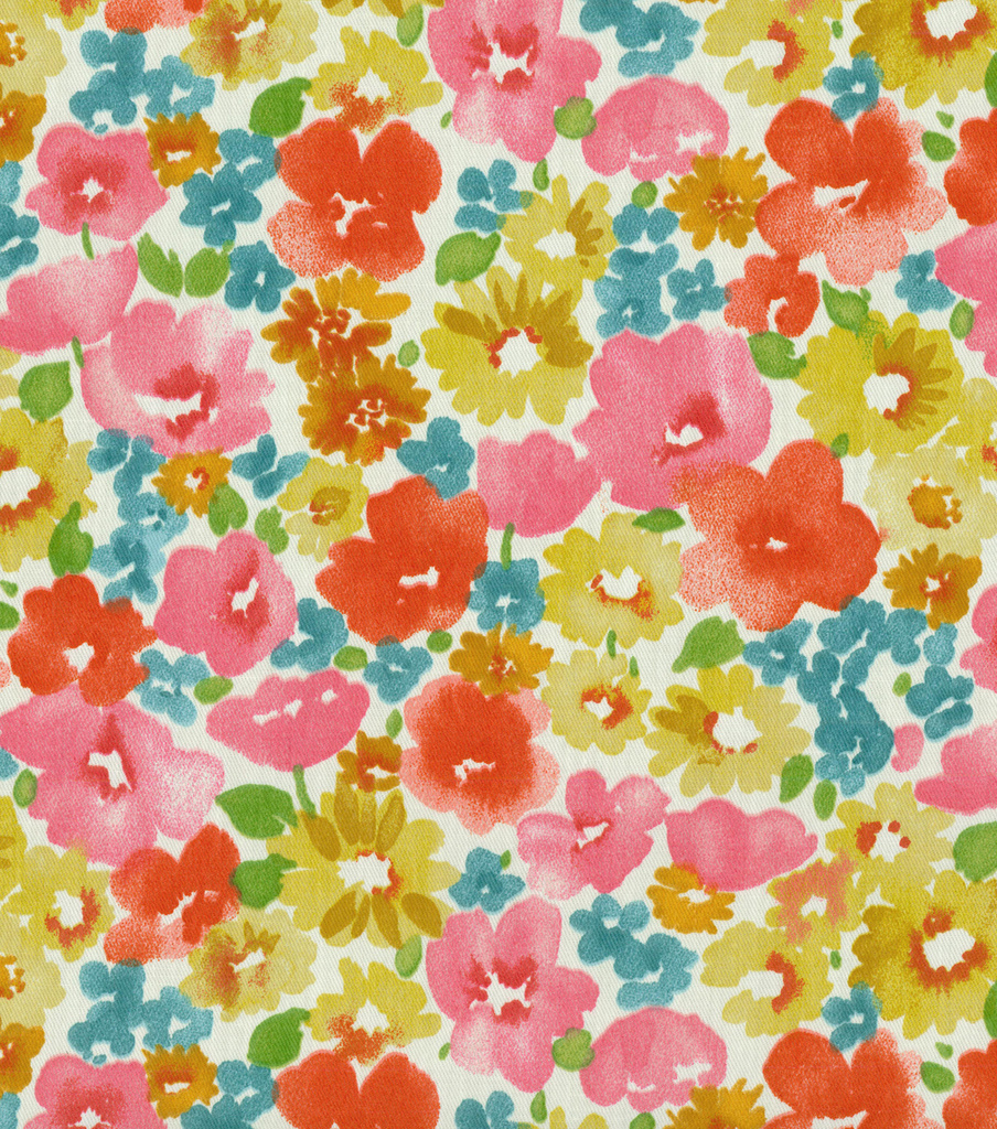 Waverly Print Fabric 54\u0022-Shi Shi/Aurora