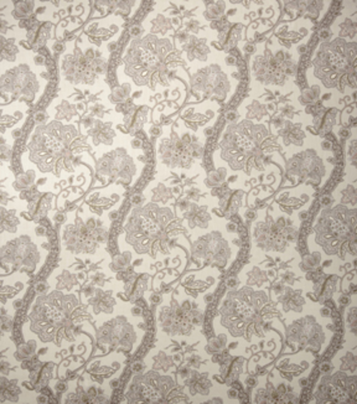 "Home Decor 8""x8"" Fabric Swatch-Eaton Square Crestview Oyster"