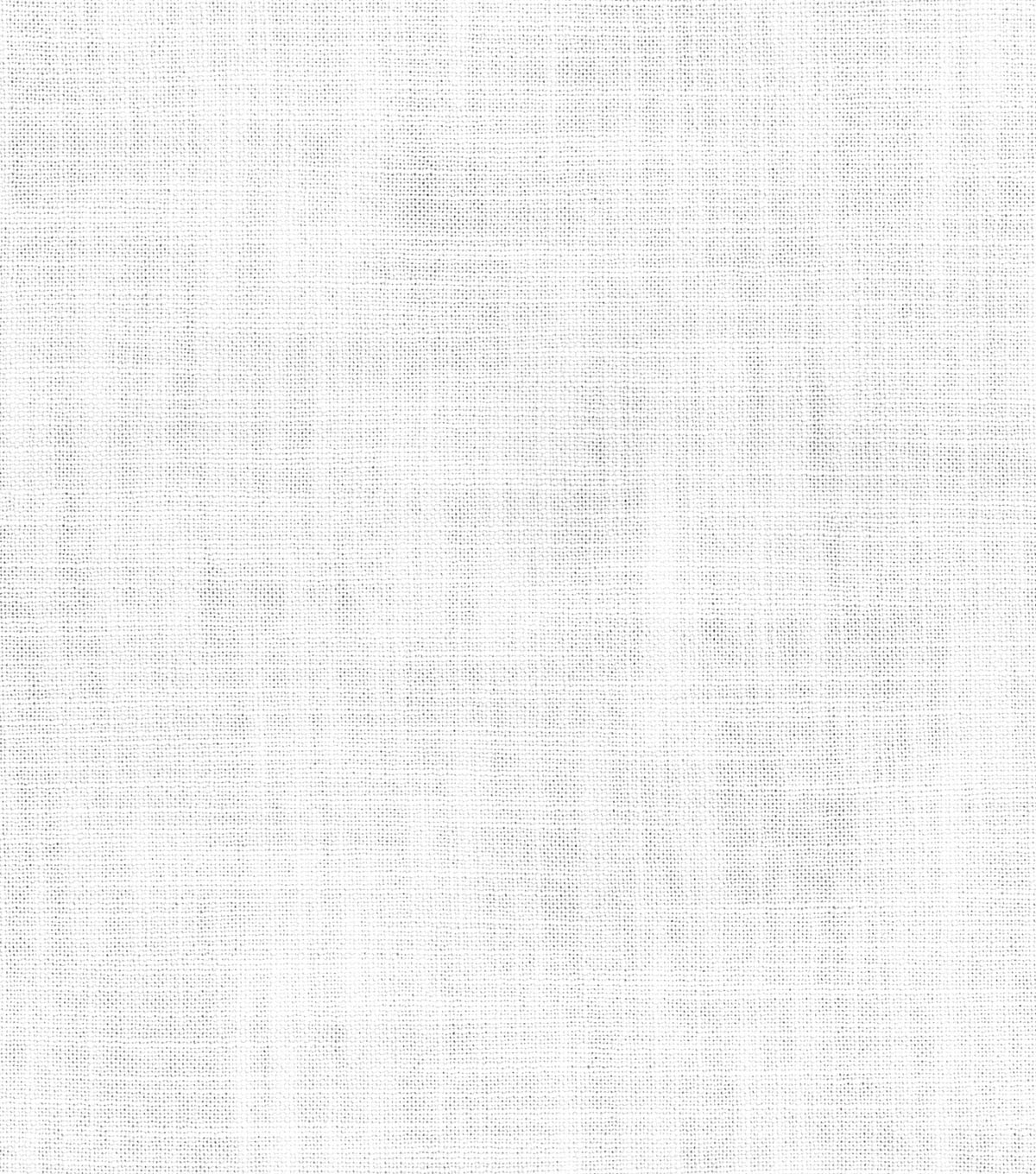 "P/K Lifestyles Solid Fabric 56""-Gramercy Solid/Snow"