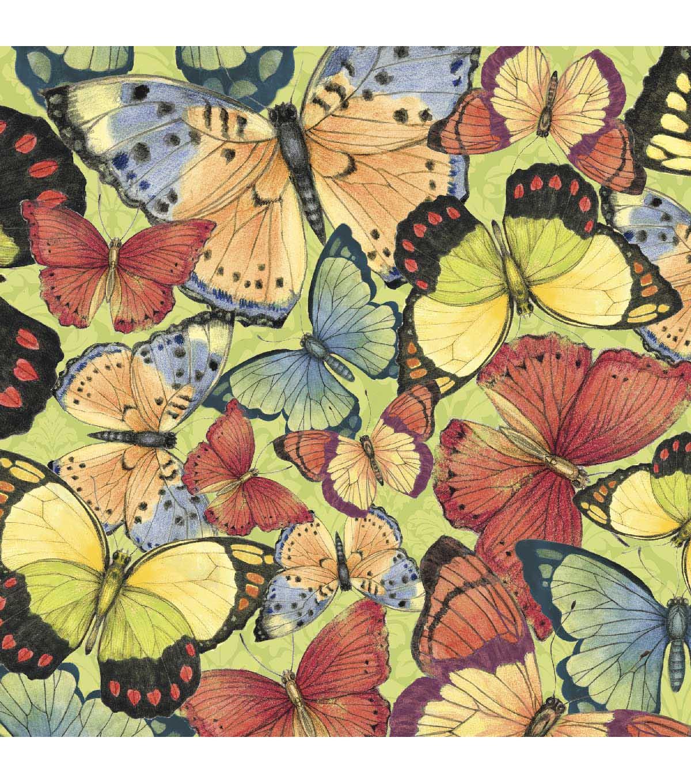 premium quilt prints susan winget butterfly toss prelude to eden