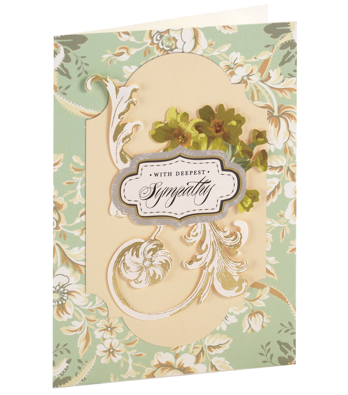 Anna Griffin Card Kit Sympathy Olivia