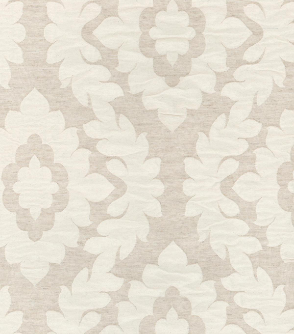 P/K Lifestyles Upholstery Fabric 54\u0022-Heirloom Emblem/Linen