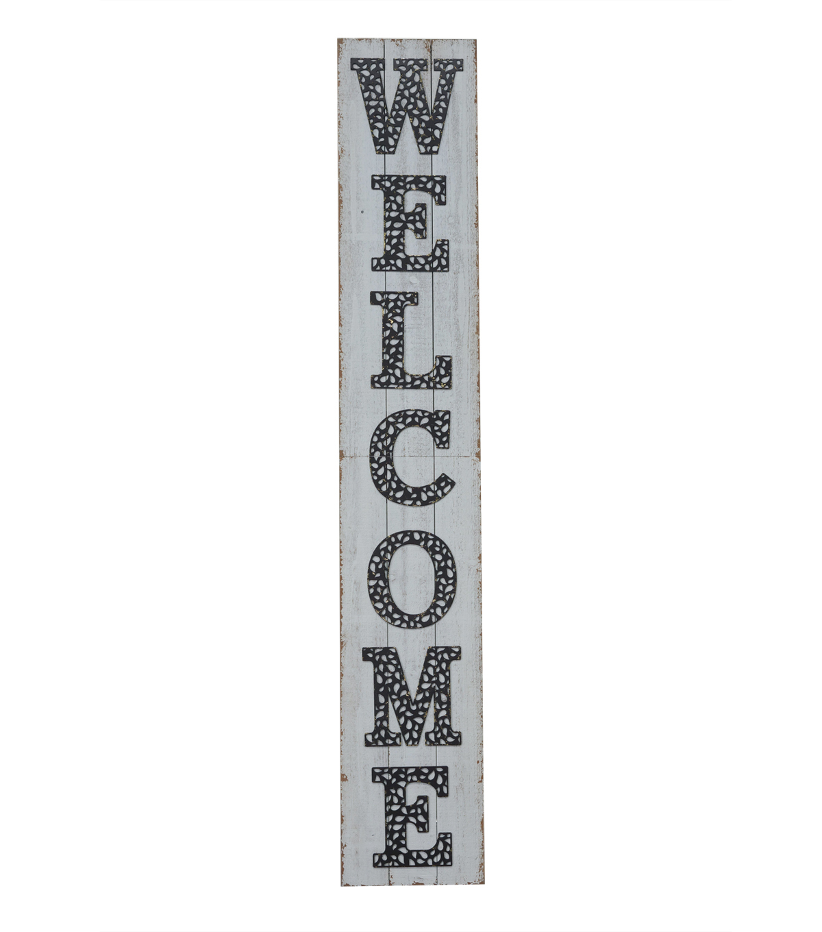 Fall Into Color Large Wood Porch Sign-Welcome Yall