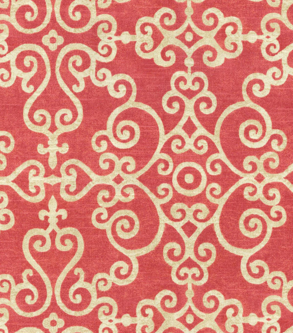 "P/K Lifestyles Upholstery Fabric 54""-Tendril/Berry"