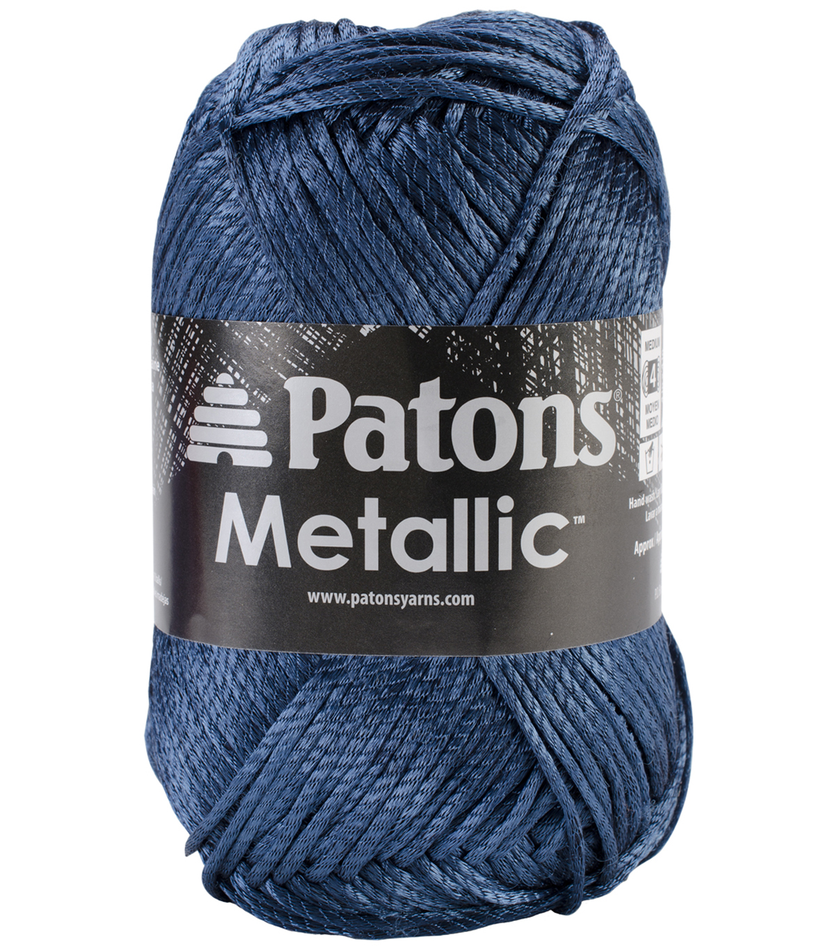 Patons Metallic Yarn