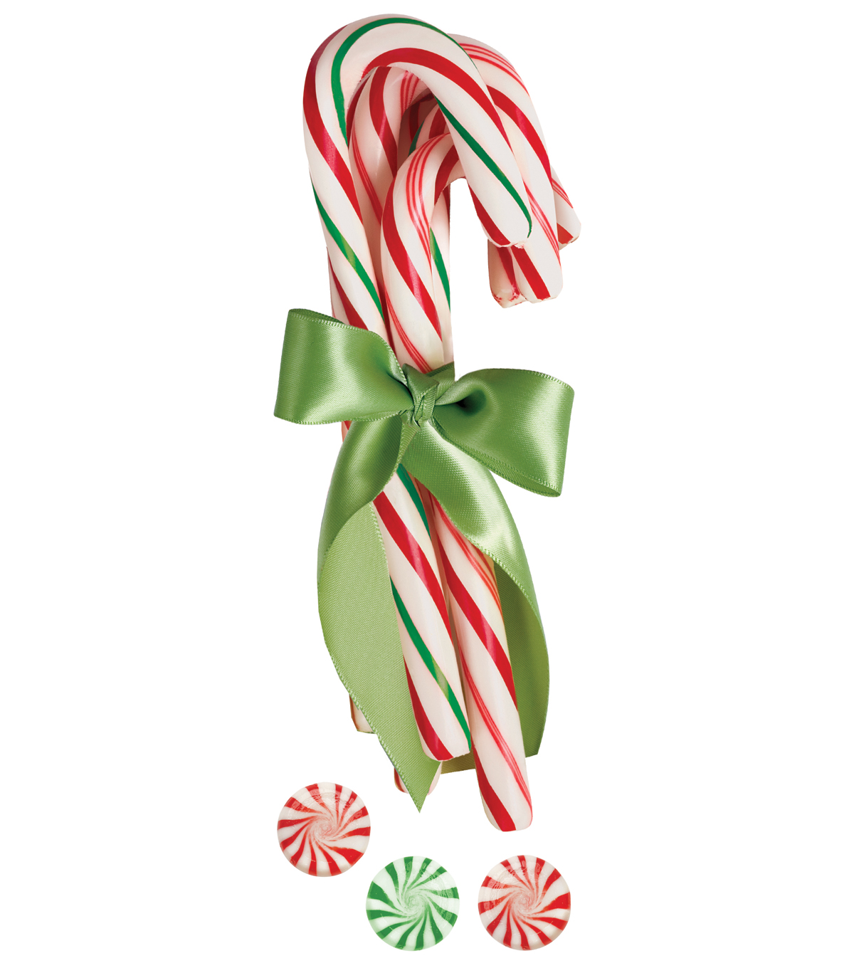 Candy Cane 3D Sticker