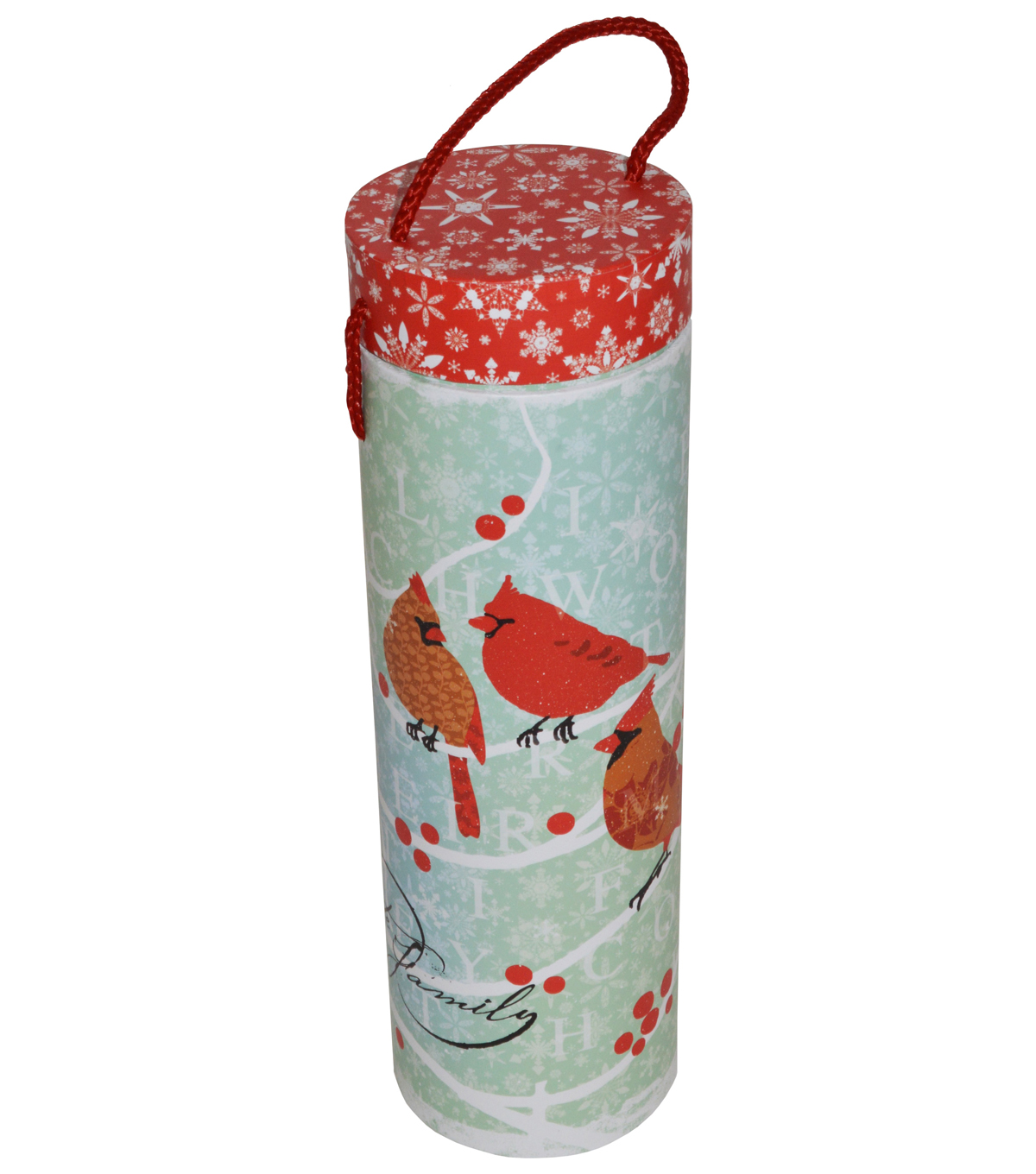 Maker\u0027s Holiday Wine Tube-Berry Merry