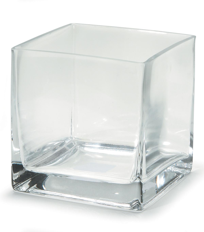 47 glass cube vase joann 47u0027u0027 glass cube vase reviewsmspy