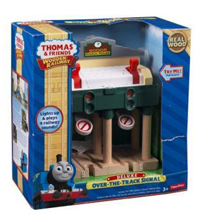Thomas & Friends Deluxe Over The Track Signal Battery Operated Kit