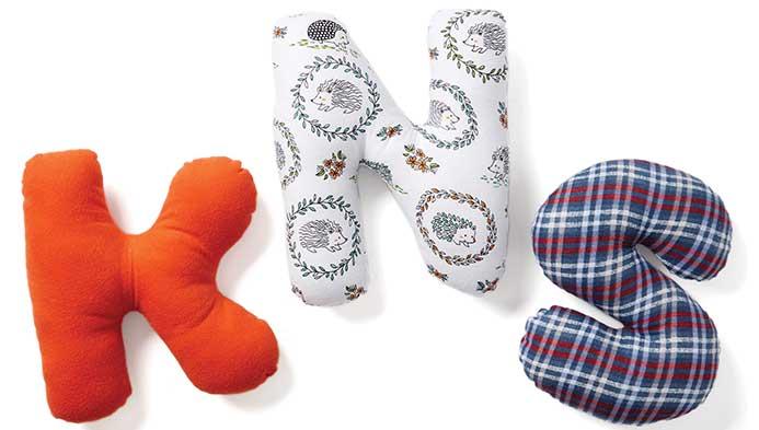 Kids Pattern Pillow
