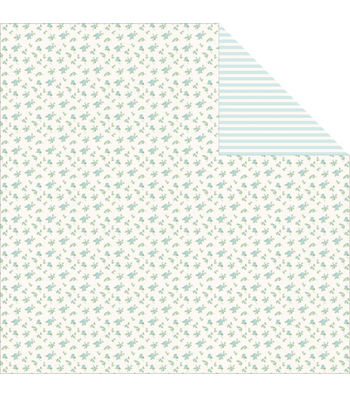 Kaisercraft XO Be Mine Double-Sided Cardstock