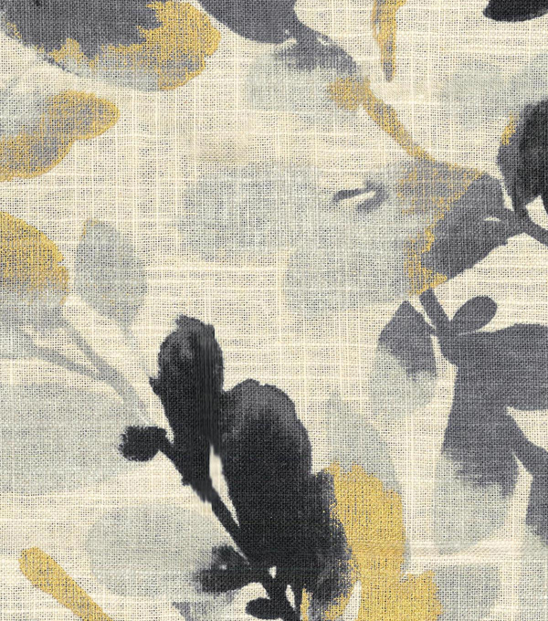 Waverly Upholstery Fabric 54\u0027\u0027-Leaf Storm Graphite