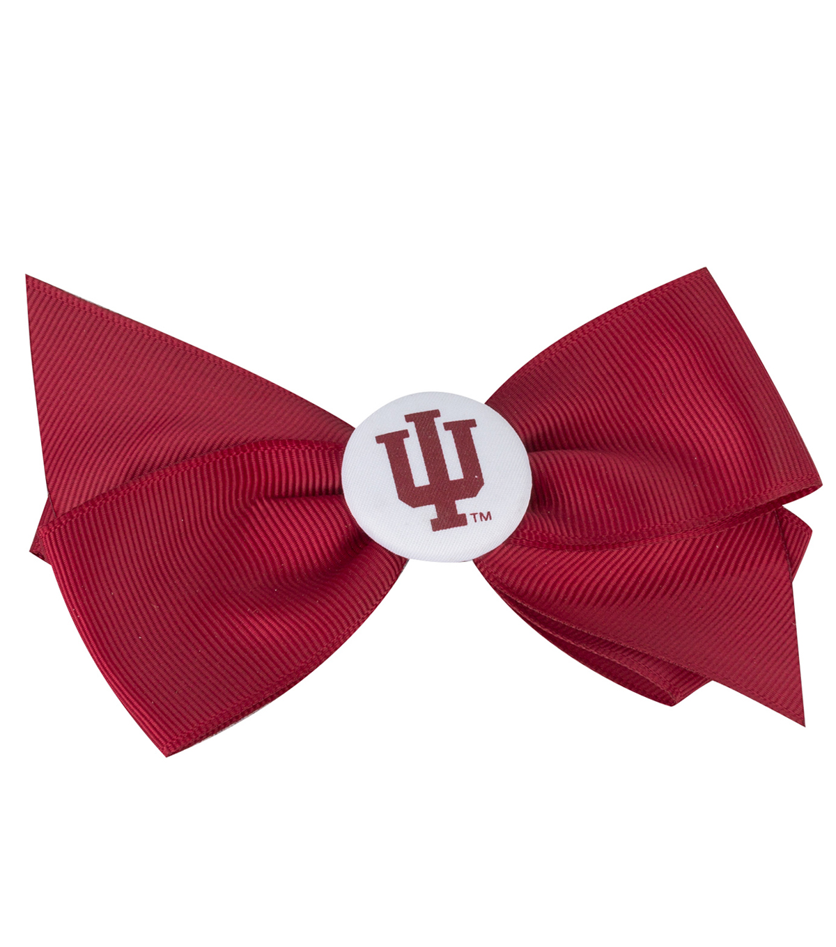 Indiana University Hoosiers Hair Barrette