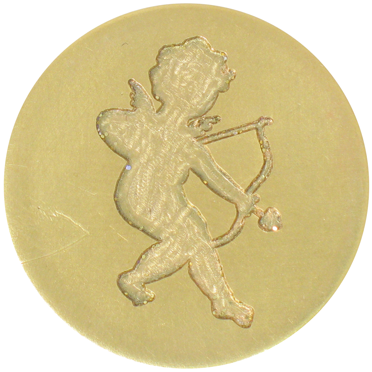 Cherub -large Seal Coin