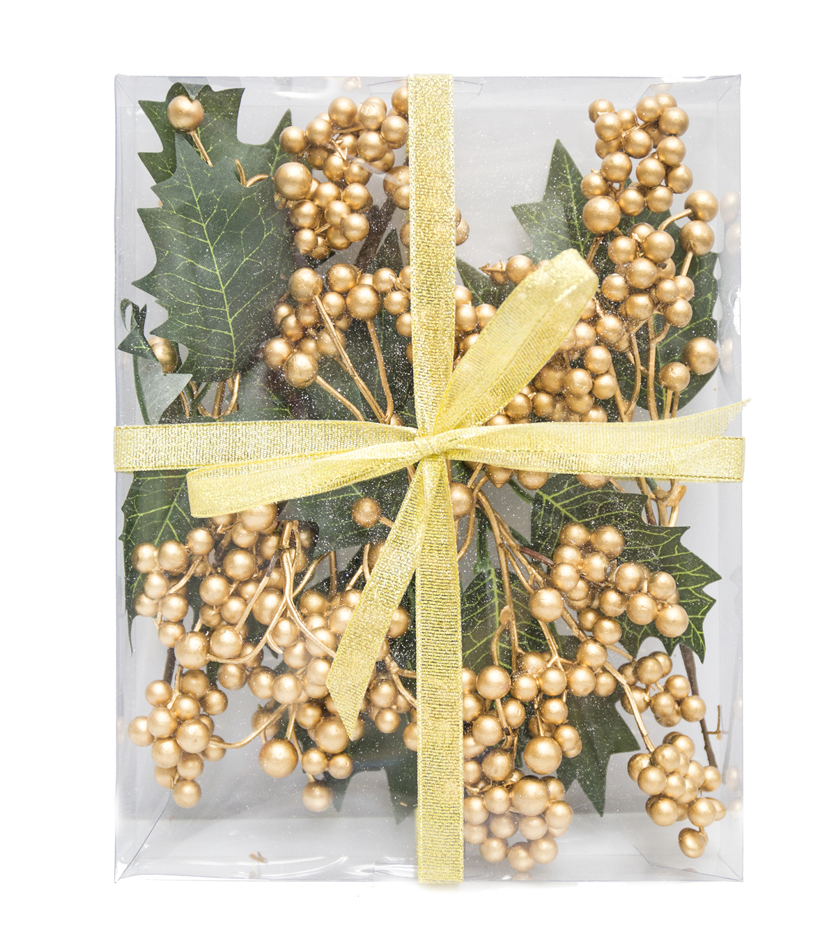 Blooming Holiday Boxed Berry Set-Gold