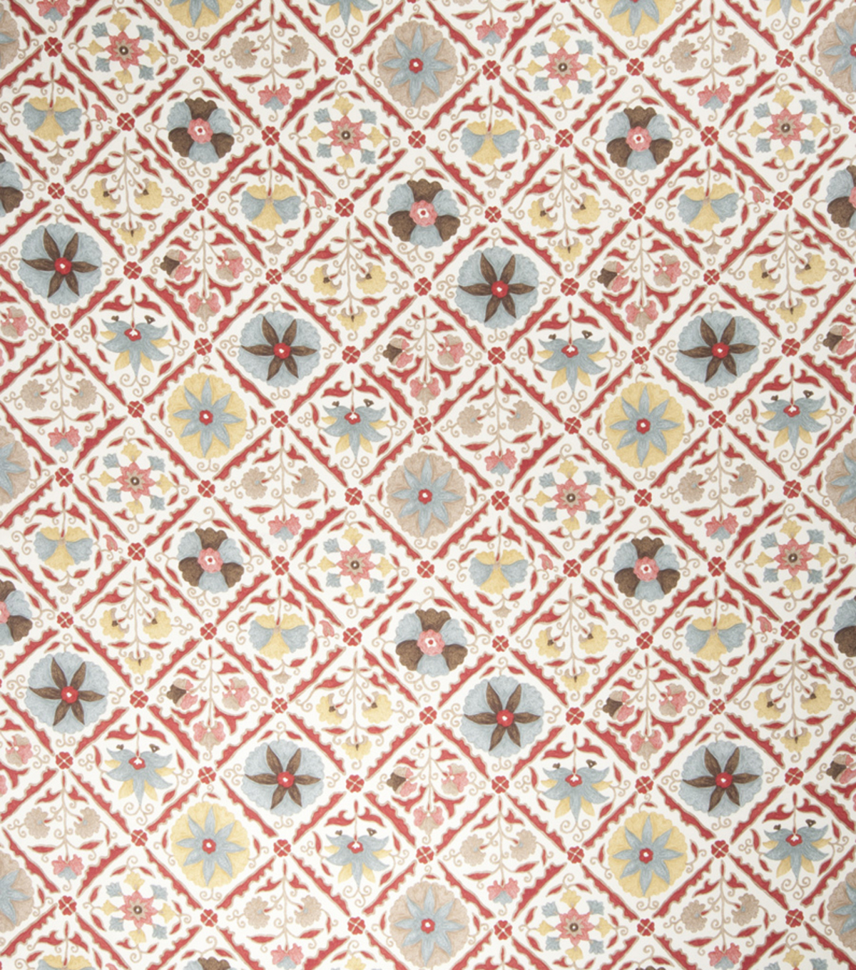 Home Decor 8\u0022x8\u0022 Fabric Swatch-Eaton Square Anchor Curry Spice