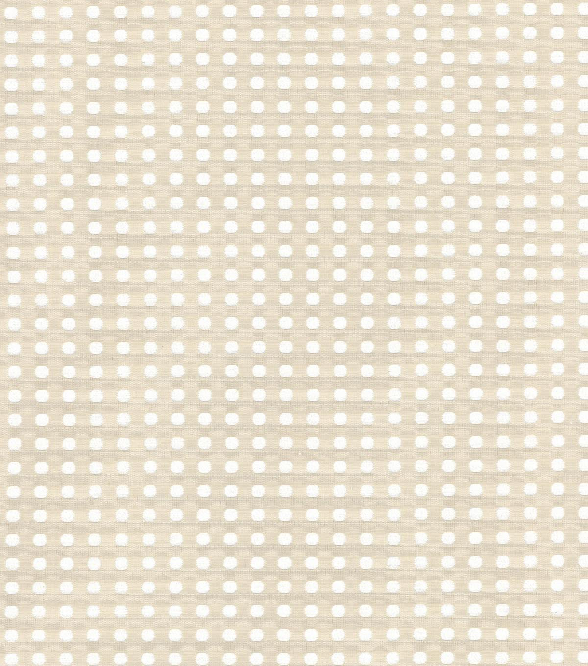 "Home Decor 8""x8"" Swatch Fabric-Waverly Button Up Linen"
