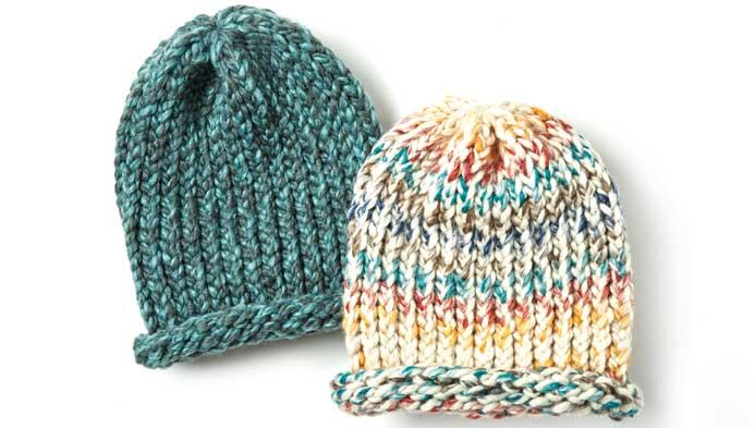 Kids Loom Hat