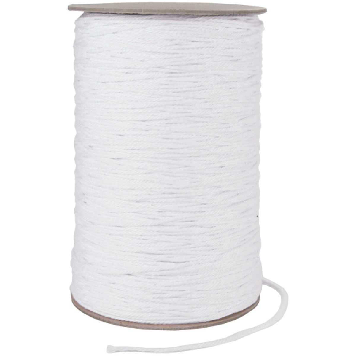 Cable Cord Size 50 288 Yards-White 1/8\u0022