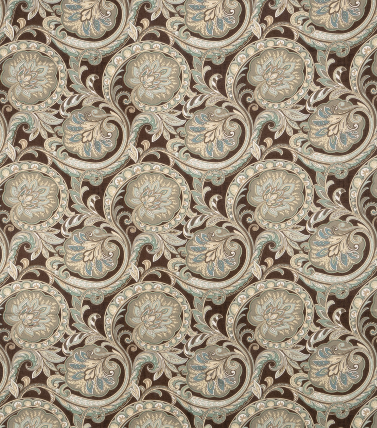 Home Decor 8\u0022x8\u0022 Fabric Swatch-SMC Designs Brownstone Mocha