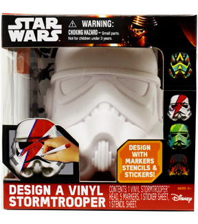 Star Wars™ Design a Vinyl Stormtrooper Play Set