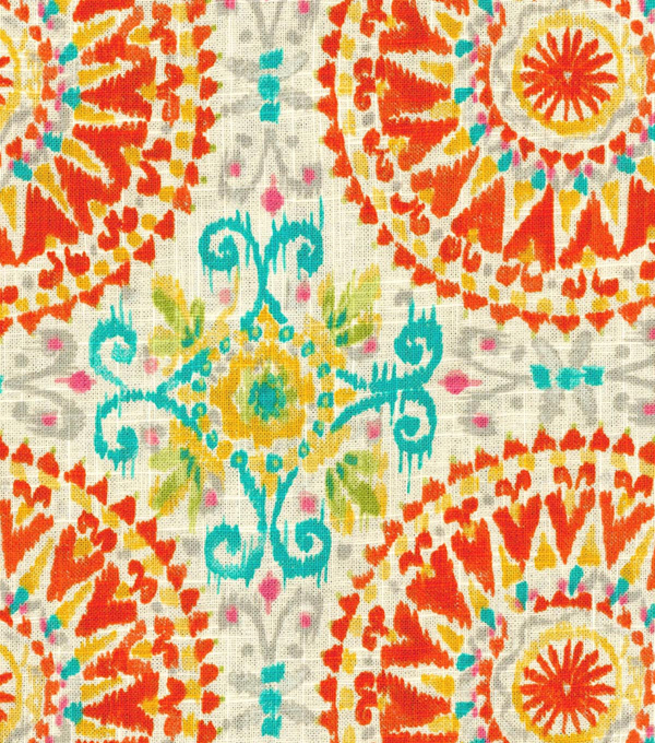 Dena Home Upholstery Fabric 54\u0022-Give It A Whirl/Sundance