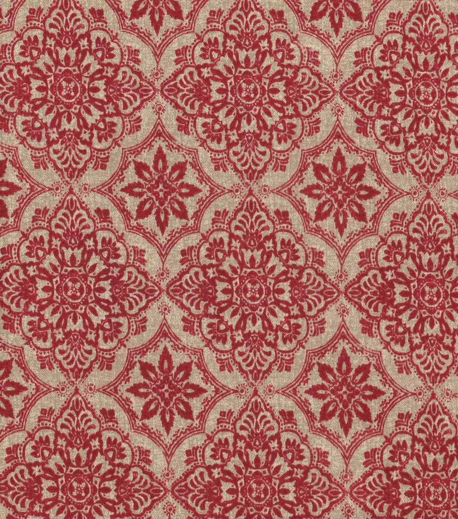 Keepsake Calico™ Cotton Fabric 44\u0022-Regmini Ruby