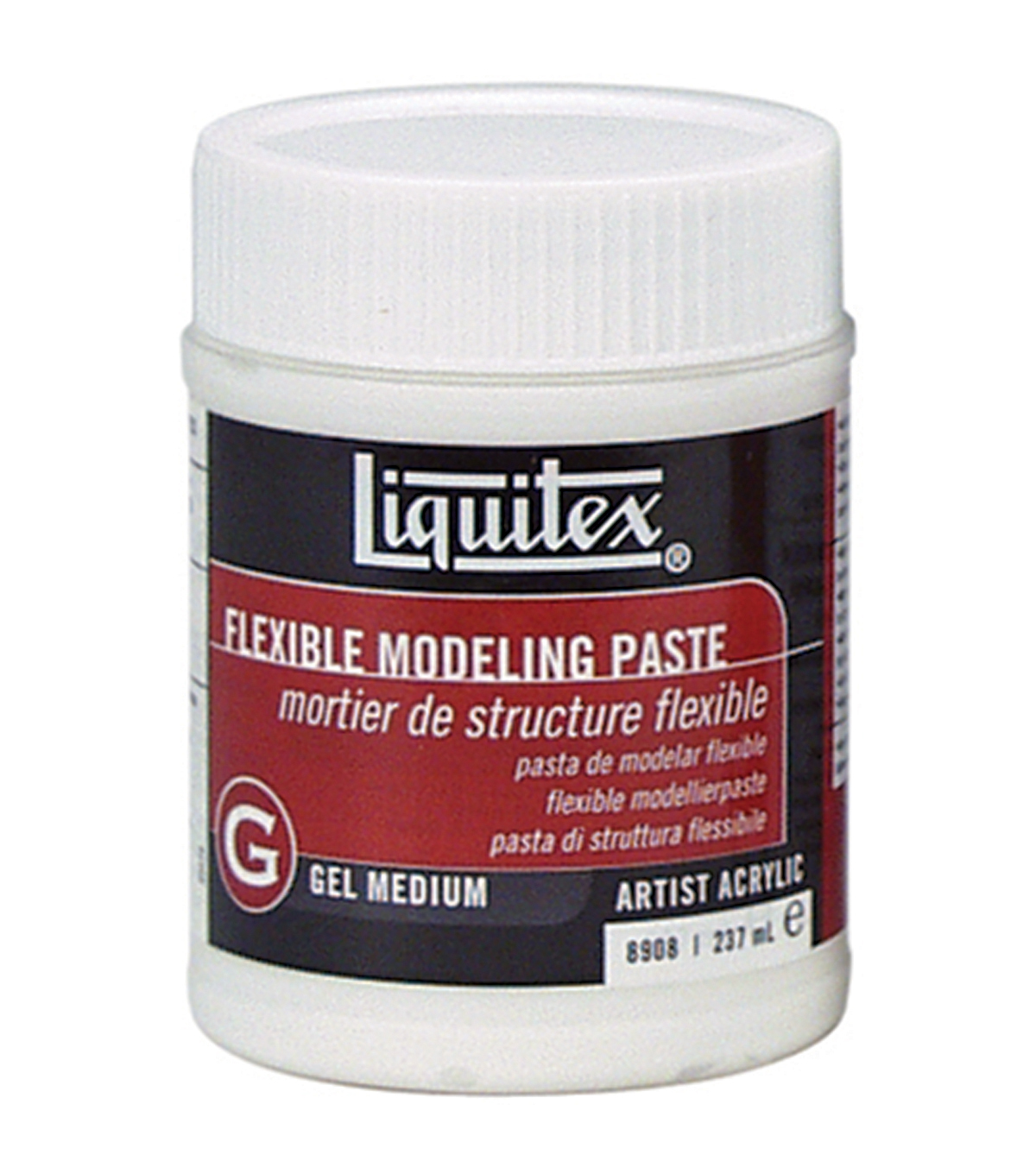 Liquitex Regular Gloss Gel Medium-8oz