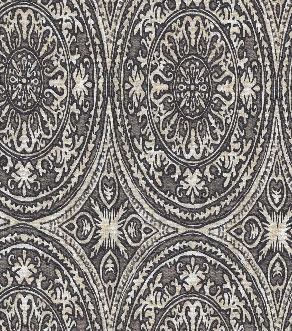 Keepsake Calico™ Cotton Fabric 44\u0022-Goshen Onyx