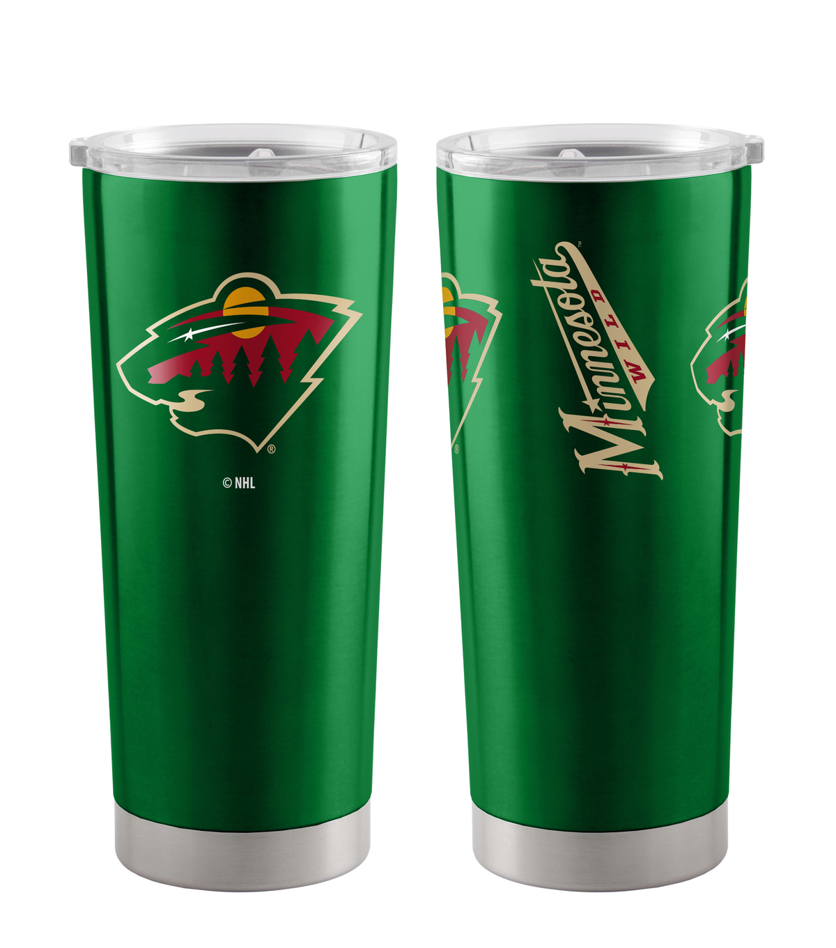 Minnesota Wild 20 oz Insulated Stainless Steel Tumbler