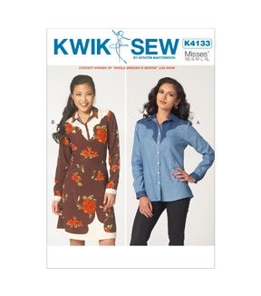 Kwik Sew Misses Dress-K4133