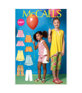 McCall's Girls Casual-M7149