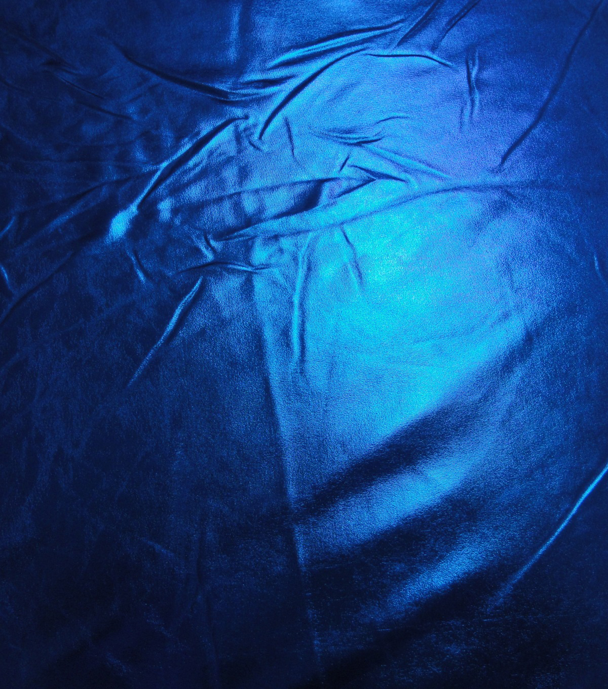 Cosplay by Yaya Han 4-Way Stretch Fabric 58\u0022-Metallic Cobalt