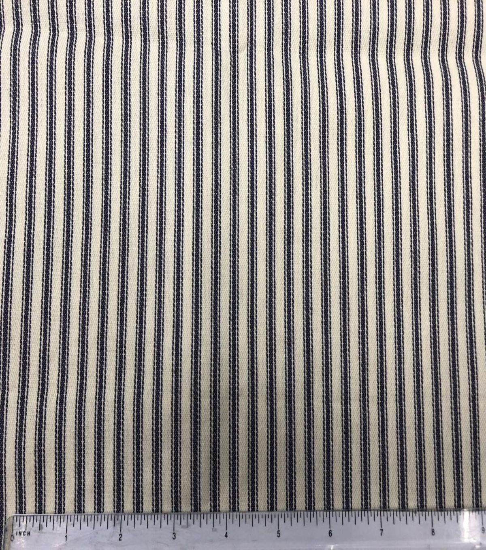 Striped Mattress Ticking 57\