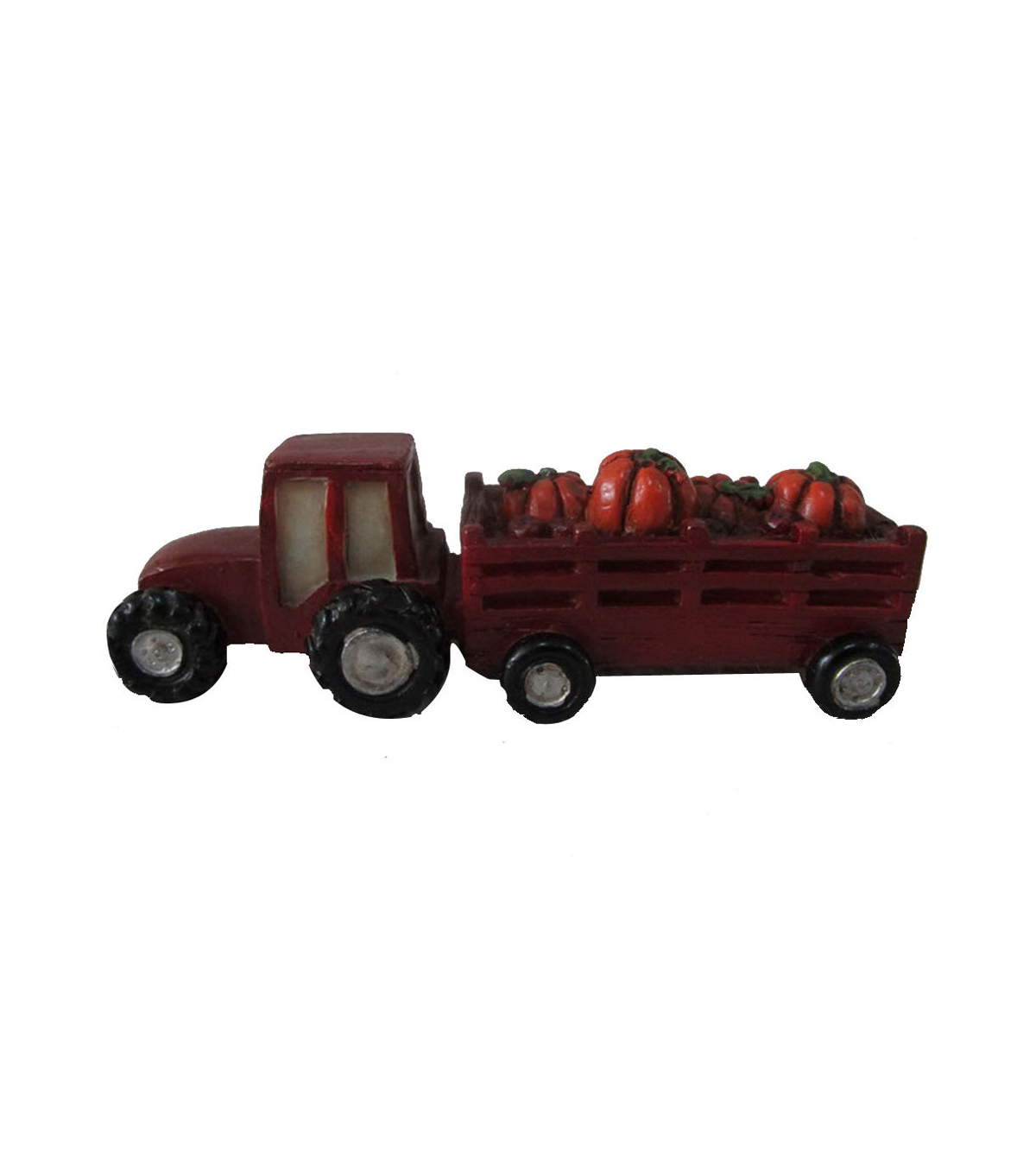 Fall Into Color Littles Tractor with Trailer