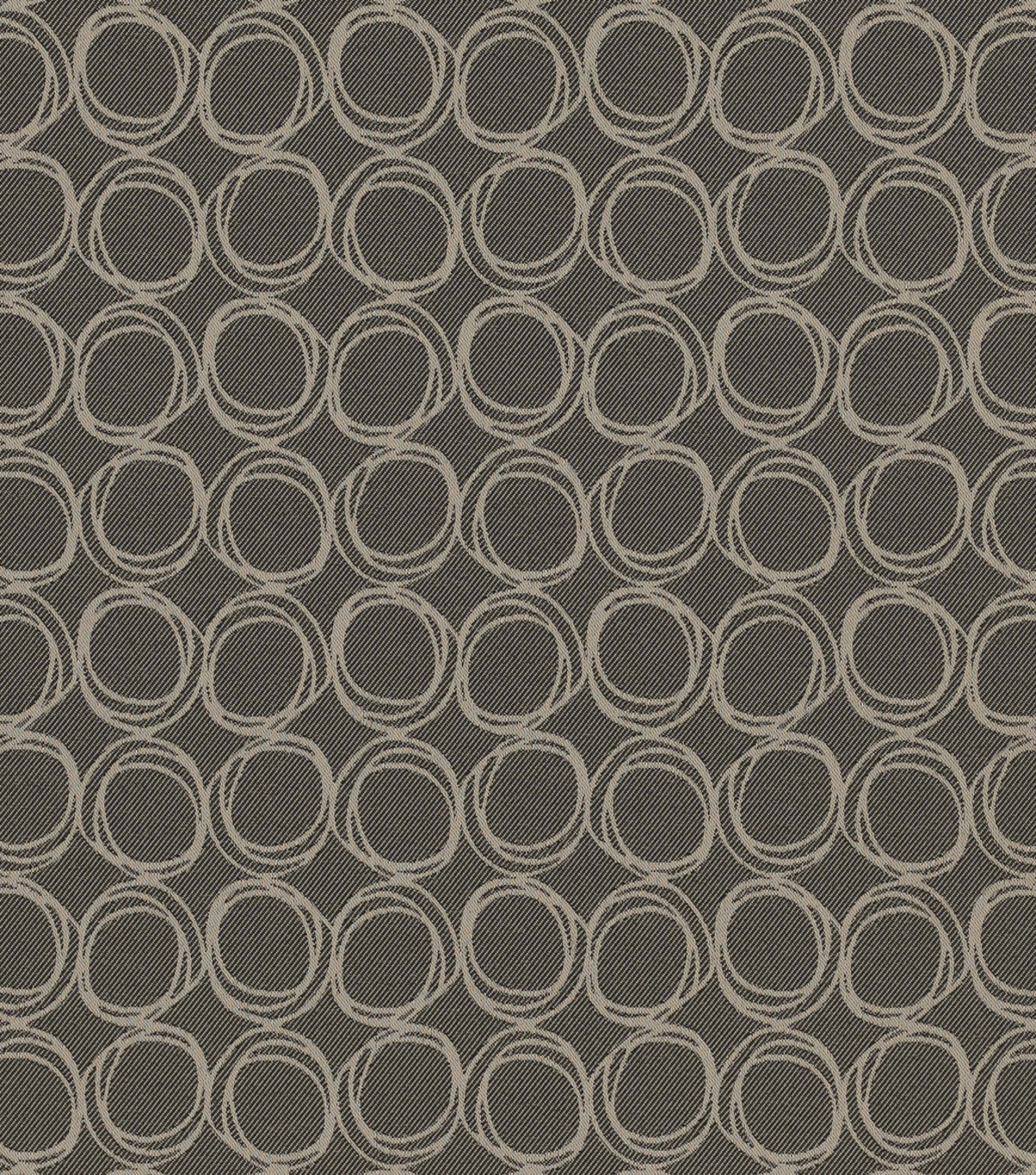 Home Decor 8\u0022x8\u0022 Fabric Swatch-Ringo Newsprint
