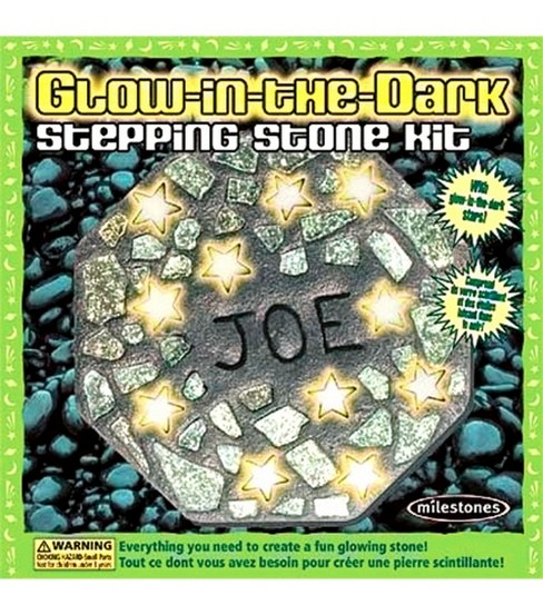 Glow In The Dark Stepping Stone Kit