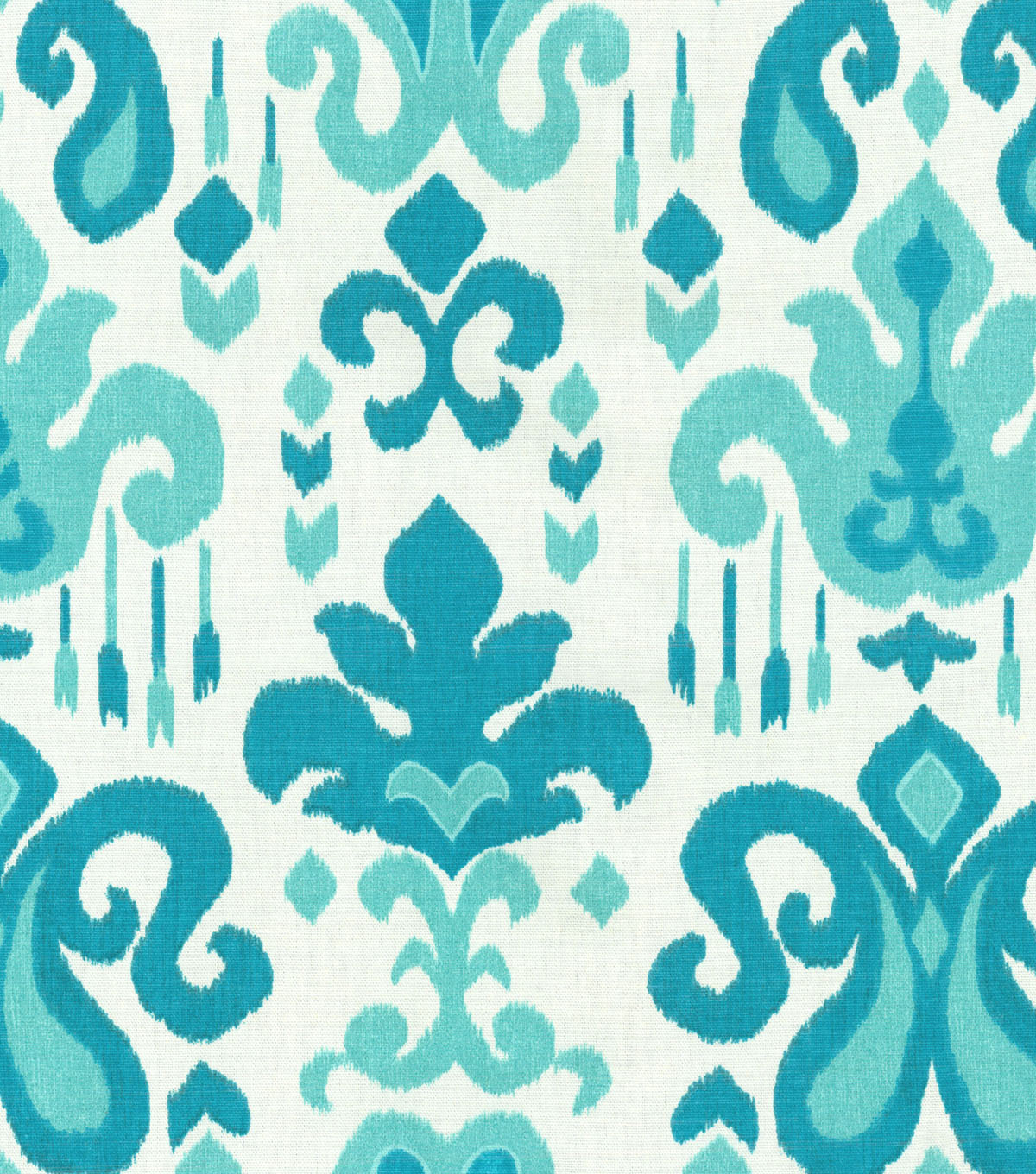 Home Essentials Print Fabric 45\u0022-Swavelle Millcreek Lipka Panorama Turquoise