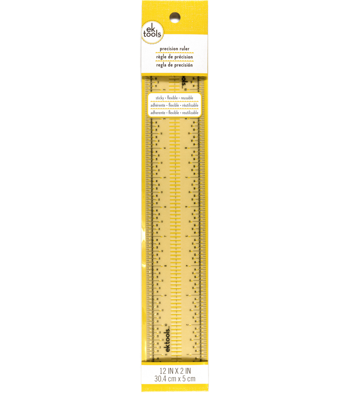 EK Tools Sticky Precision Ruler
