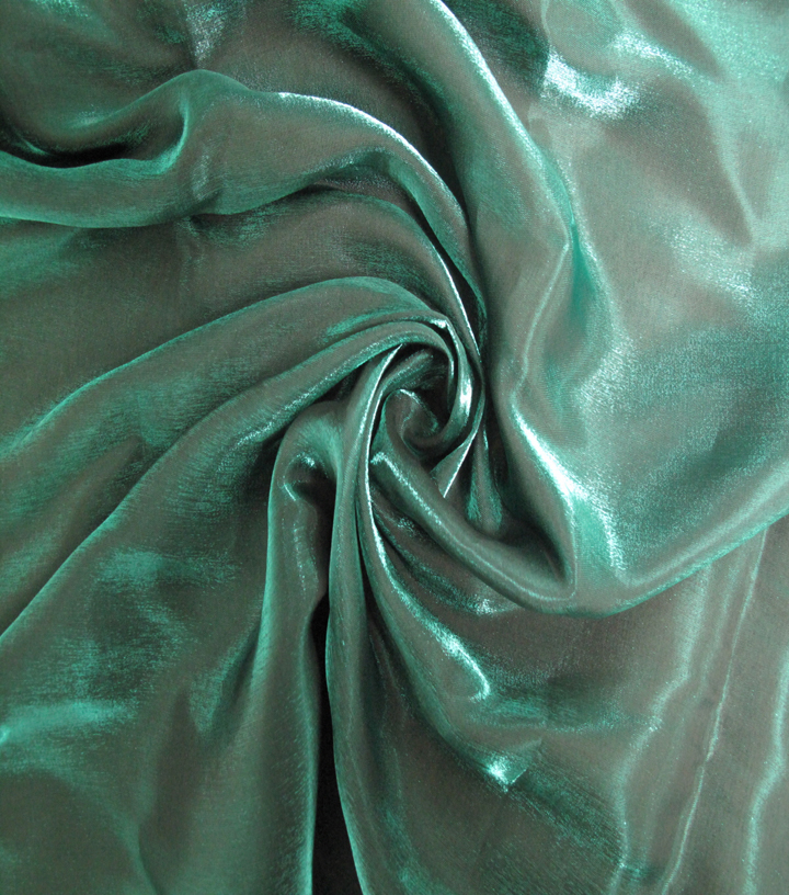Casa Embellish Liquid Woven Fabric 57\u0022-Evergreen