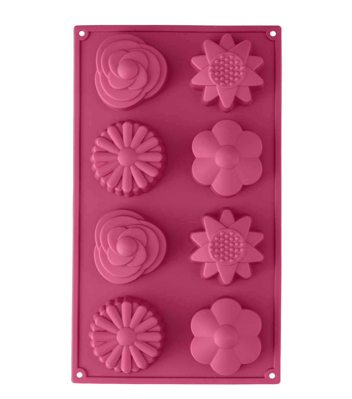 Wilton® Flower Silicone Candy Mold