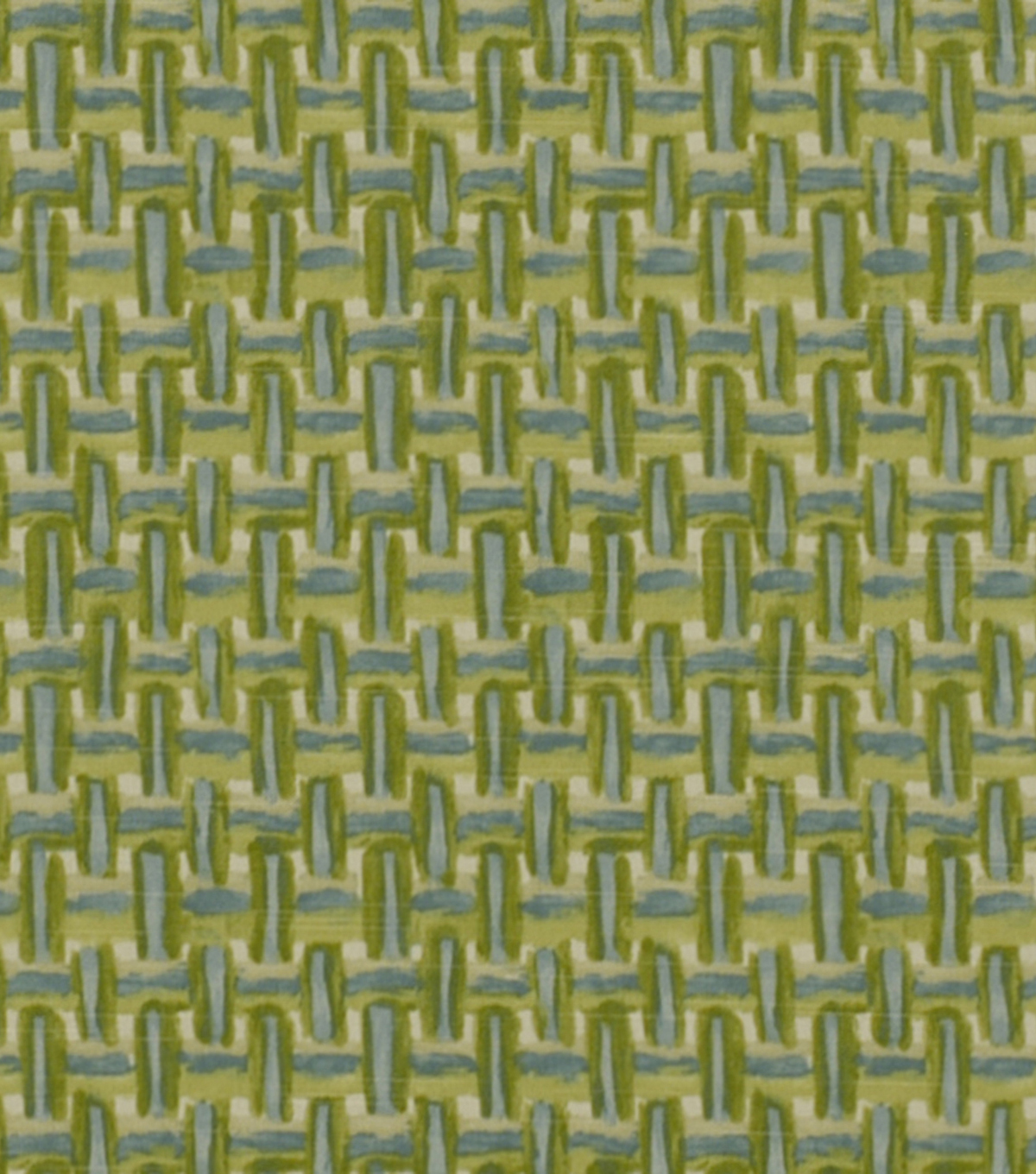 Robert Allen @ Home Print Fabric 55\u0022-Brushed Basket Capri