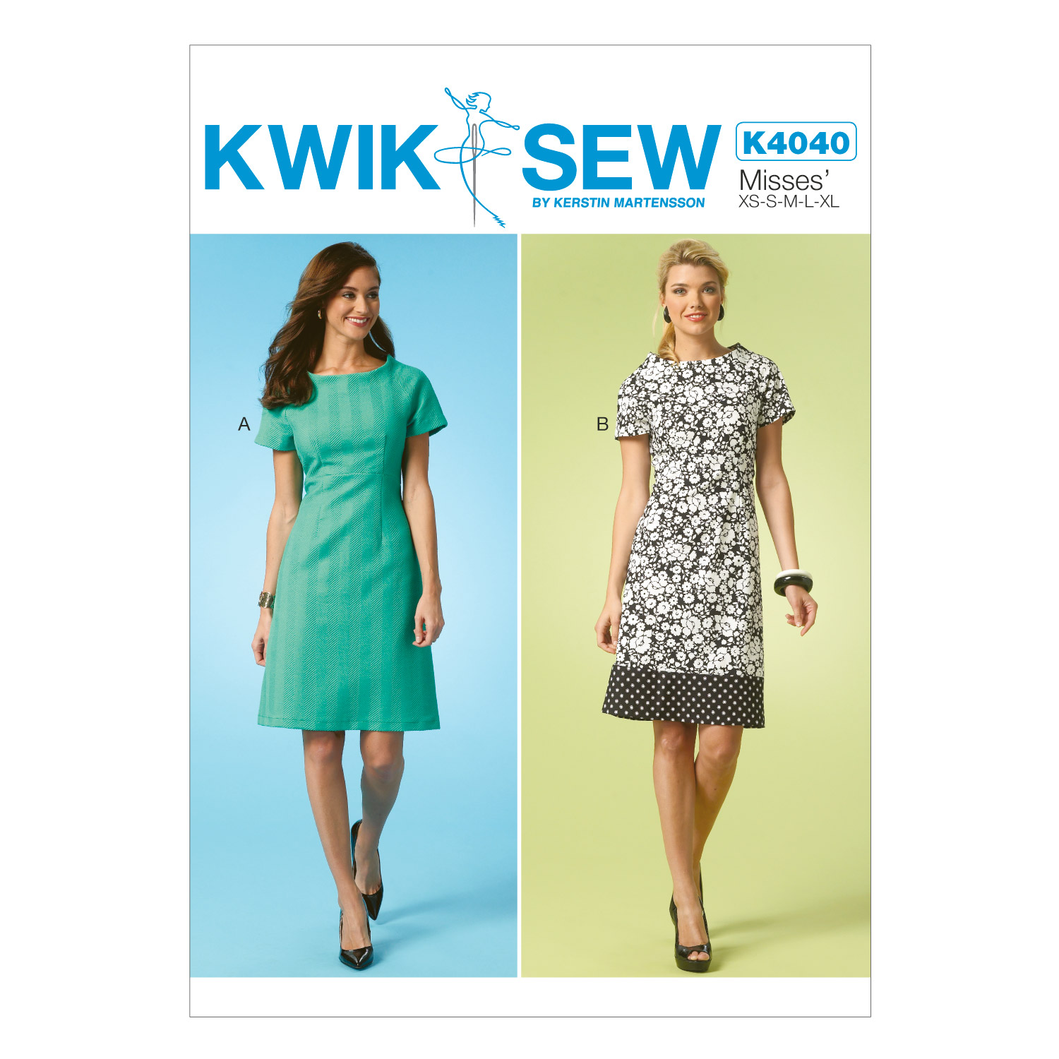 Kwik Sew Misses Dress-K4040