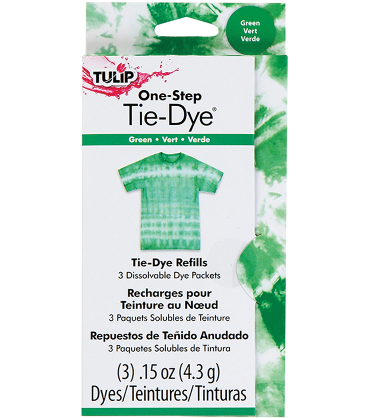Tulip® One-Step Tie-Dye Refill