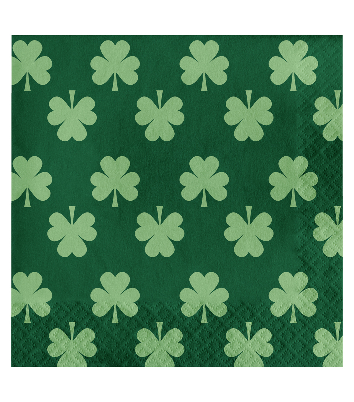 St. Patrick\u0027s Day Pack of 20 Paper Lunch Napkins